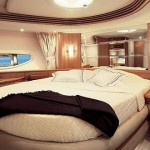 Azimut 68 Evolution interior