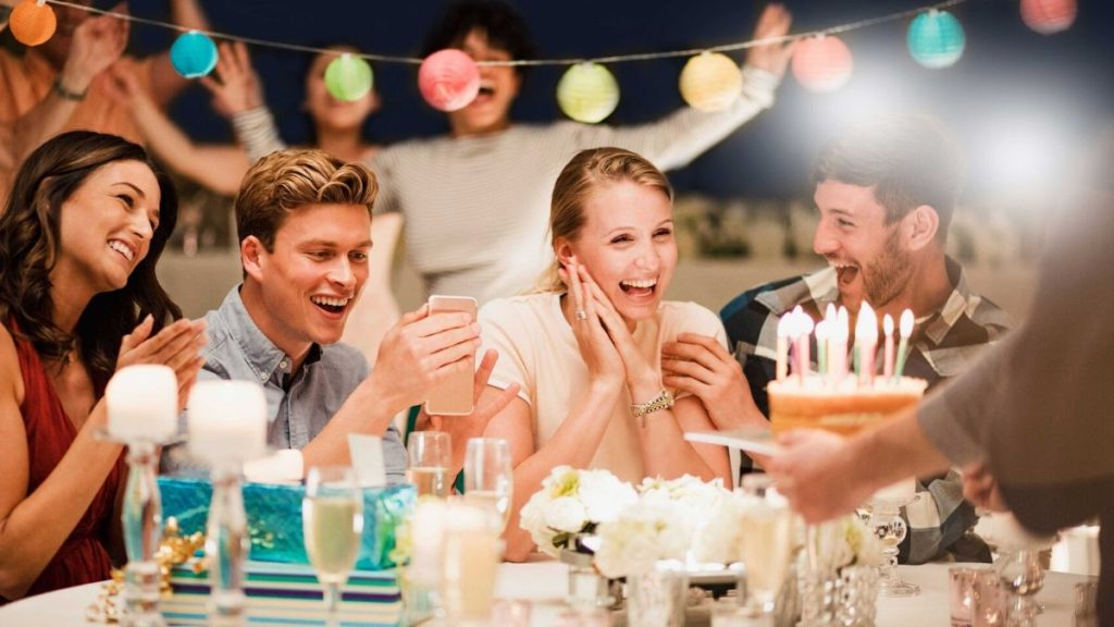 Why Celebrate Milestone Birthdays on A Superyacht? - Because it's intimate and memorable.